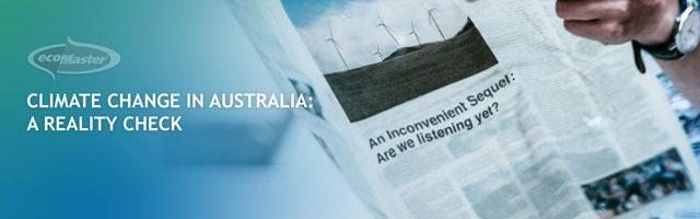 Climate Change in Australia