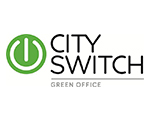 CitySwitch Logo - National Awards Winner