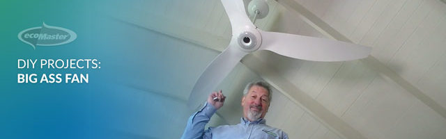 ecoMaster Maurice Beinat and the Haiku Big Ass Fan